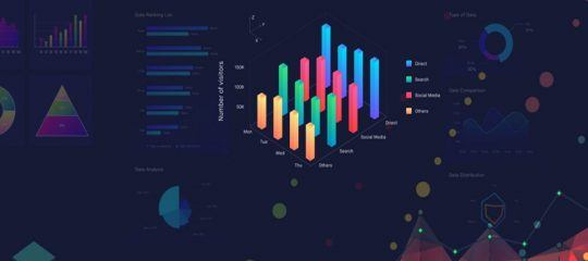 SR analytics - Top data visualization tools for 2021: Free/Paid with key features
