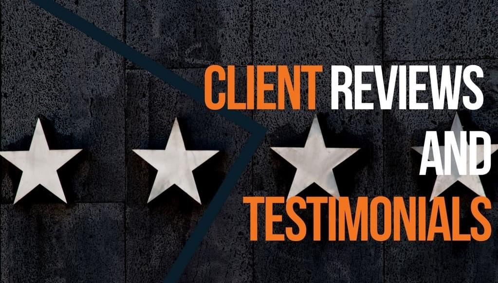 Power BI consultant client reviews