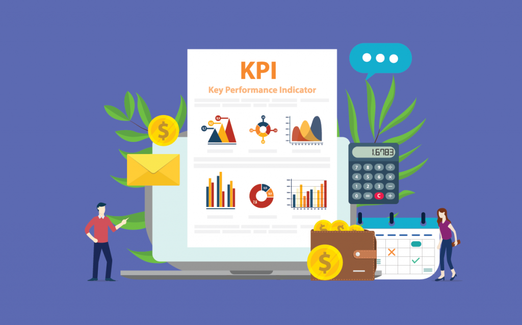 most important business KPIs in Power BI