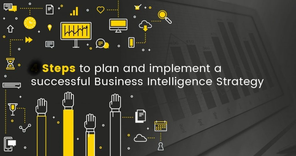 5 steps to implement a BI strategy