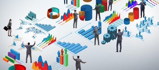 SR analytics - How does data analytics impact digital marketing?